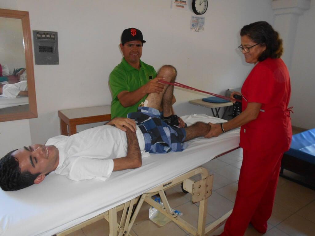 Clínica de Rehabilitación Santa Barbara A.C. - Consultas de Rehabilitación