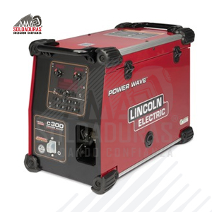 POWER WAVE® C300 Lincoln Electric's Power Wave C300 MIG Welder K2675-2
