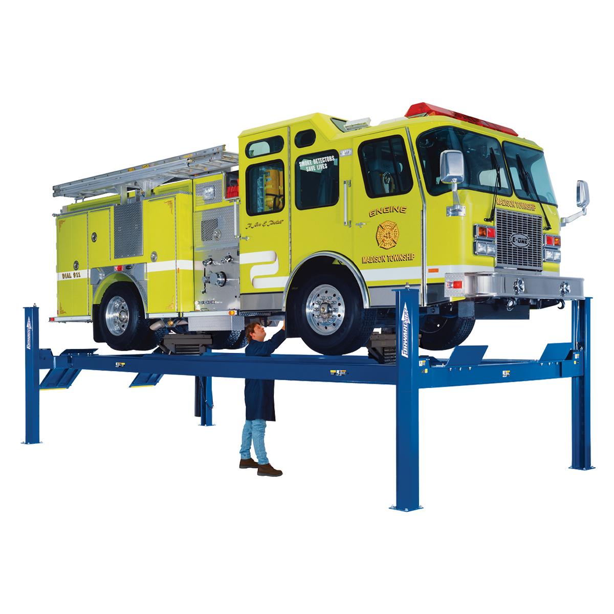 CR30 Firetruck BL