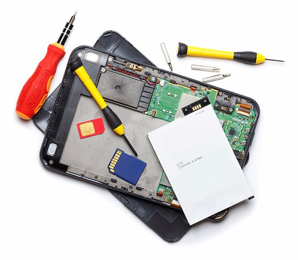 Tablet repairing tools