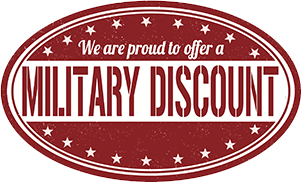 We offer a military discount for sewer and drain cleaning in the Casper, WY area!