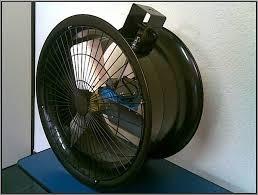 Ventilador Axial Standard Alta Vazão