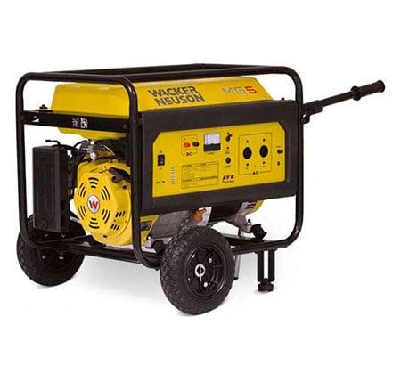 7500 Watt Generator Wacker Neuson