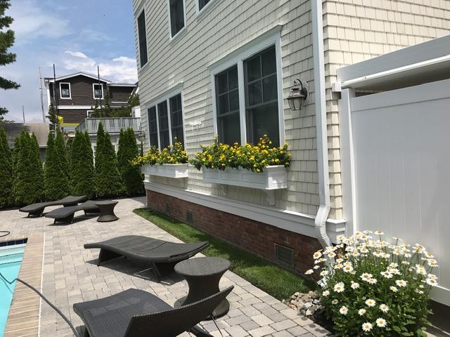 Backyard Work