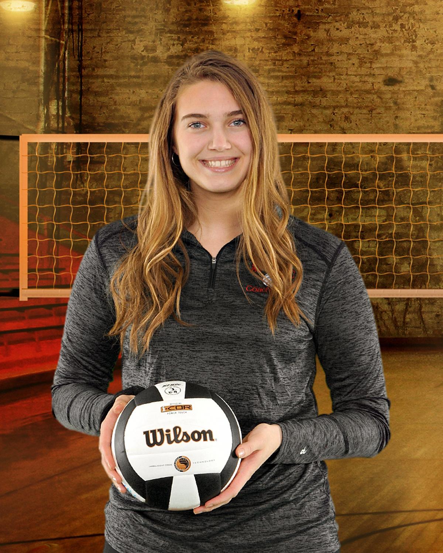Brooke Drost - 14s Coach