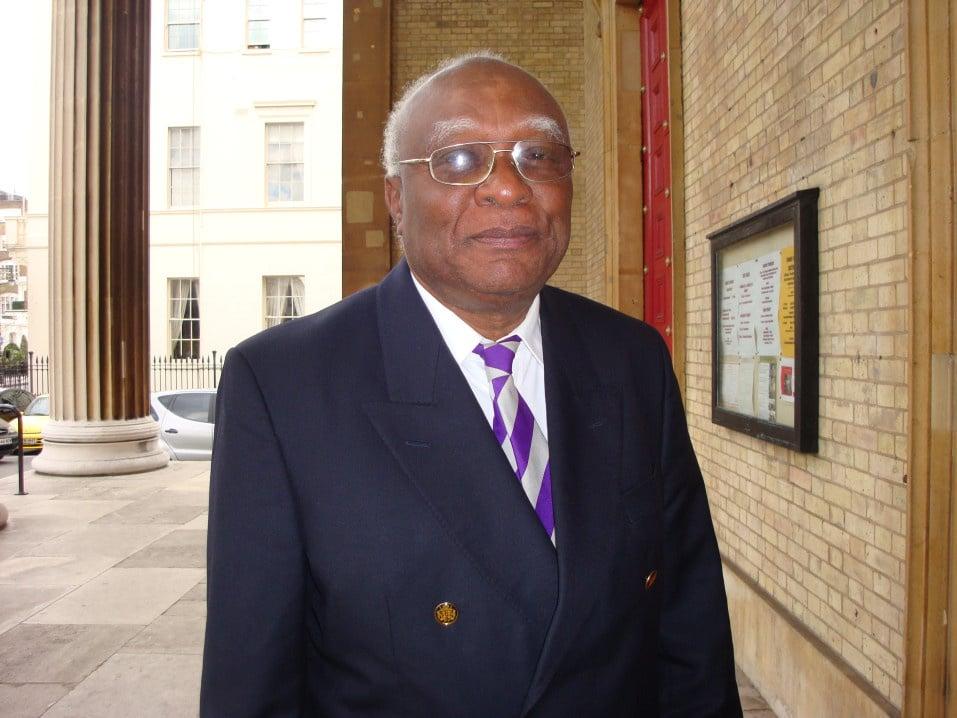 Dr. George Tregson-Roberts