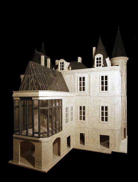 Chateau des Songes Conservatory