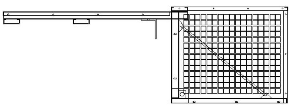 PCU Series Side Mount Enclosure Diagram