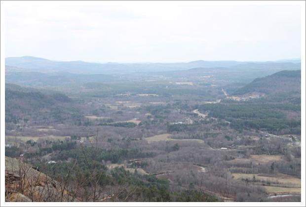 Wonderful scenic valley||||