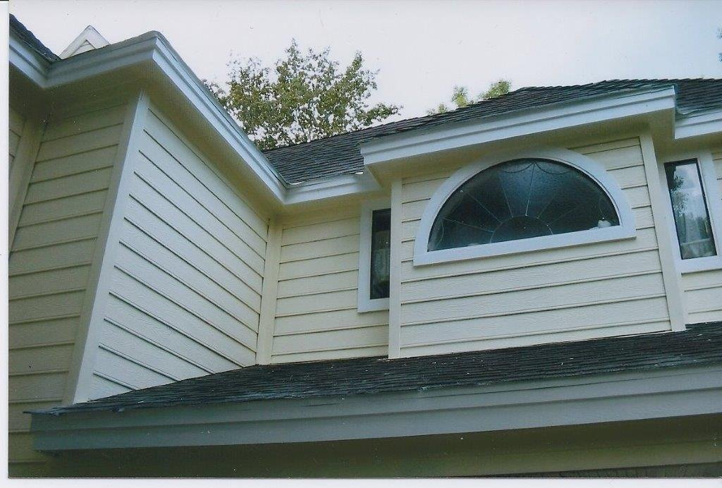 Siding and Window