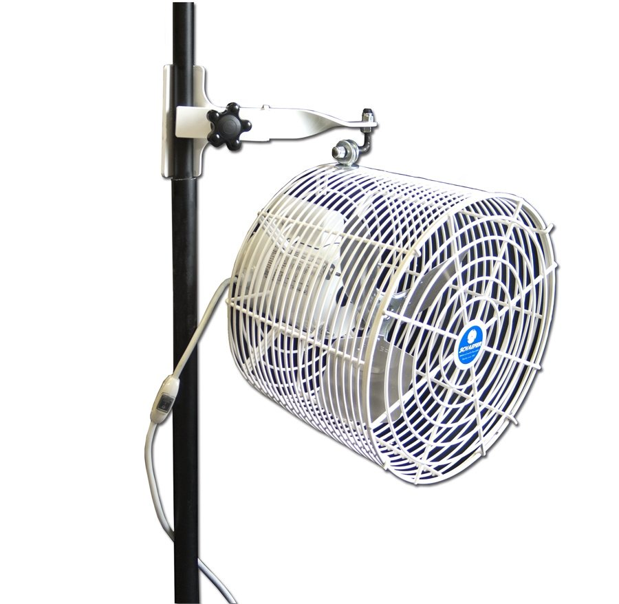 Tent Fan (pole mount) $25/day or weekend