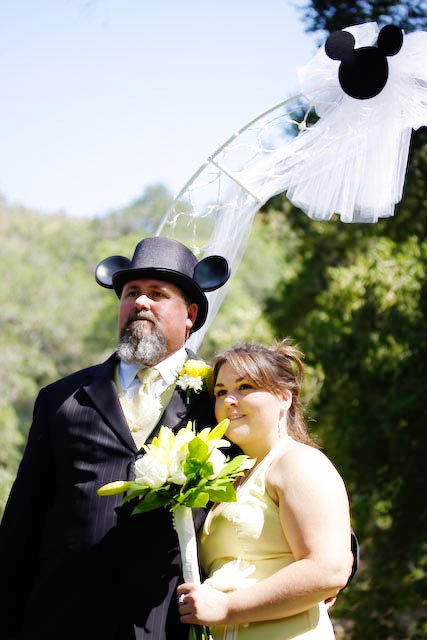 Randy and Kara, Camp Comfort State Park, Ojai