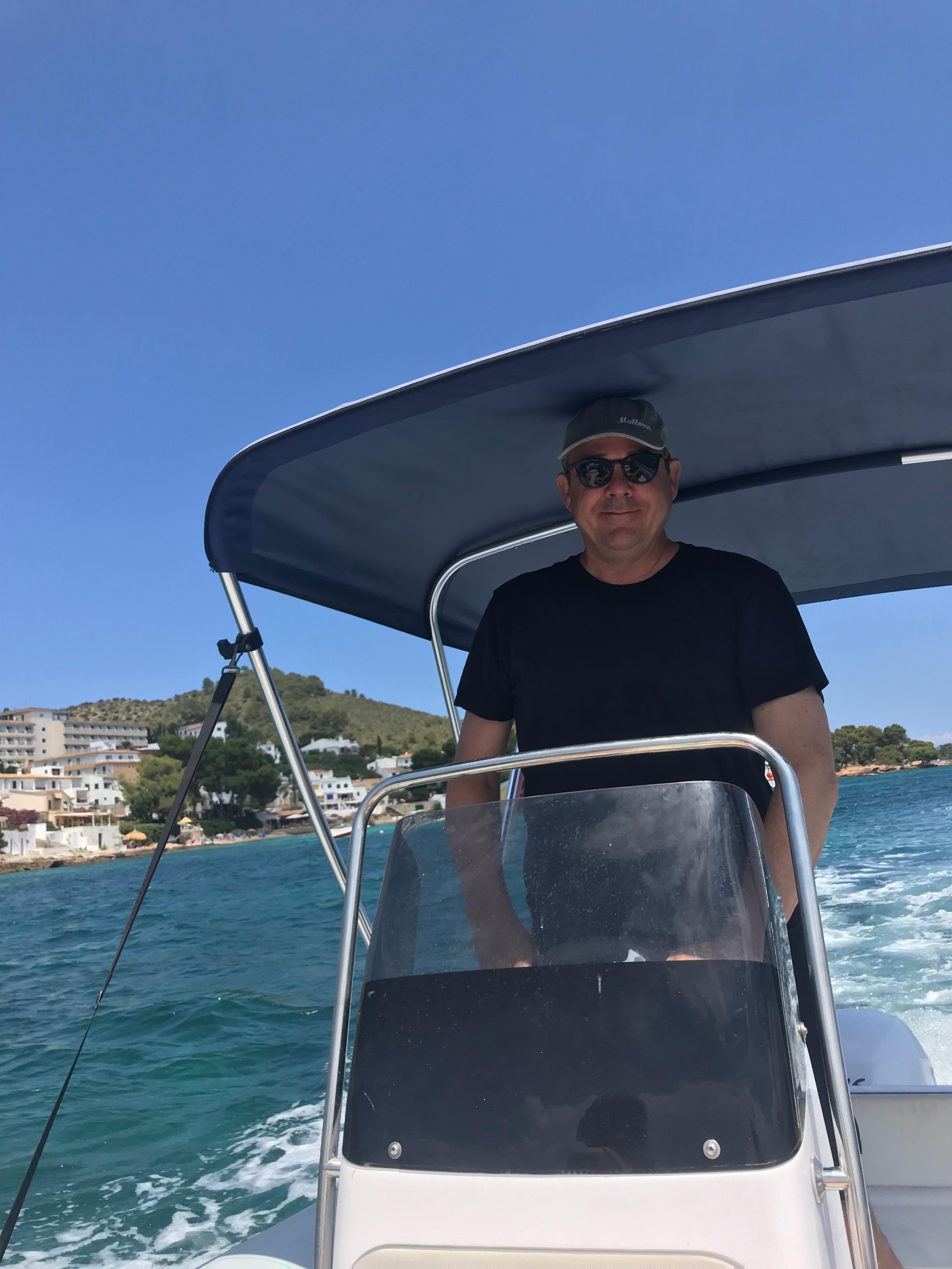 Motoring around Mallorca