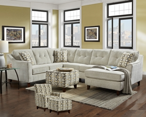 4740 Page Includes: Laf, Armless sofa,  Chaise, Accent Chair, Ottoman