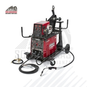 FLEXTEC® 500 CON FLEX FEED™ 74 HT READY-PAK® Flextec 500 Multi-Process Welder w/ Flex Feed 74HT Ready-Pak K4093-1