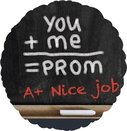 You + Me = Prom