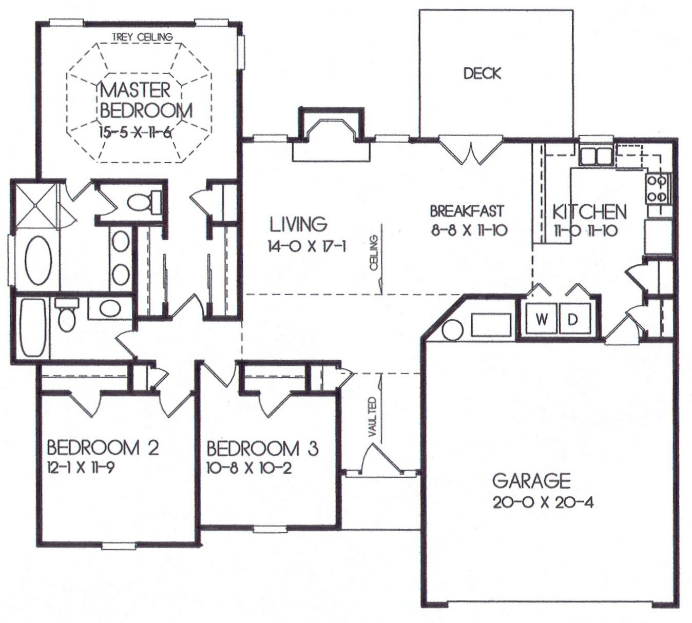 13-32 floor plan