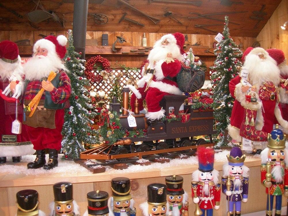 A League of Santas