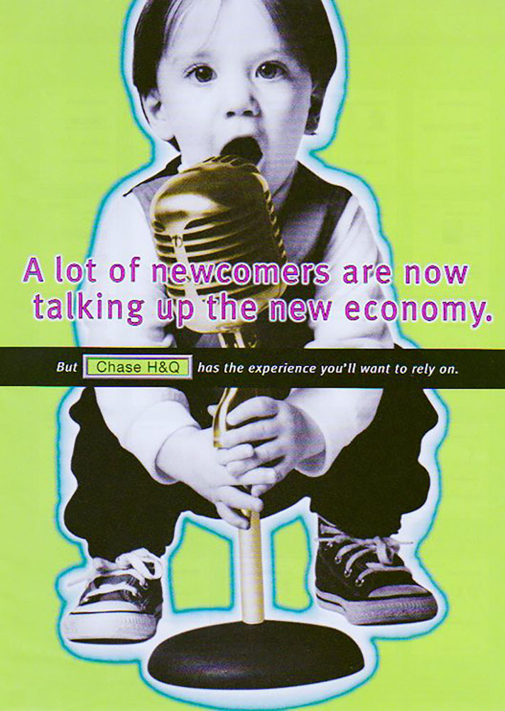 Baby Crooner - Chase Investments - Wired Magazine