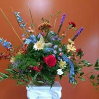 Specialty Fresh Flower Basket