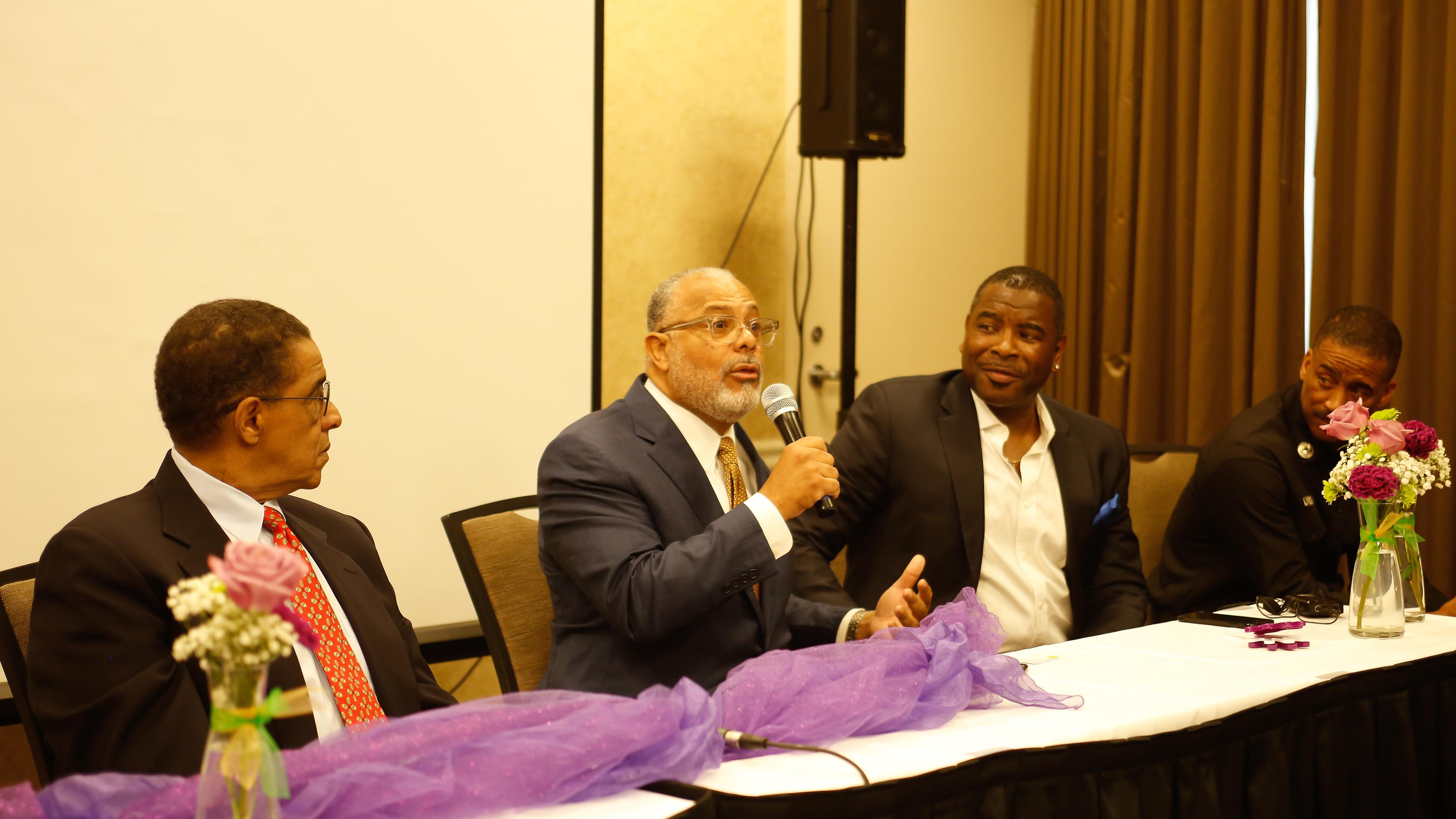 2018 Men's Panel