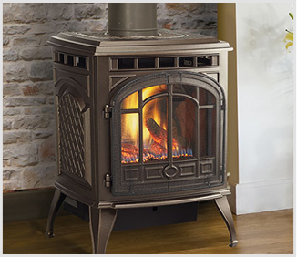 Electric & Gas Fireplaces, Stoves & Heaters   Schlemmer Brothers