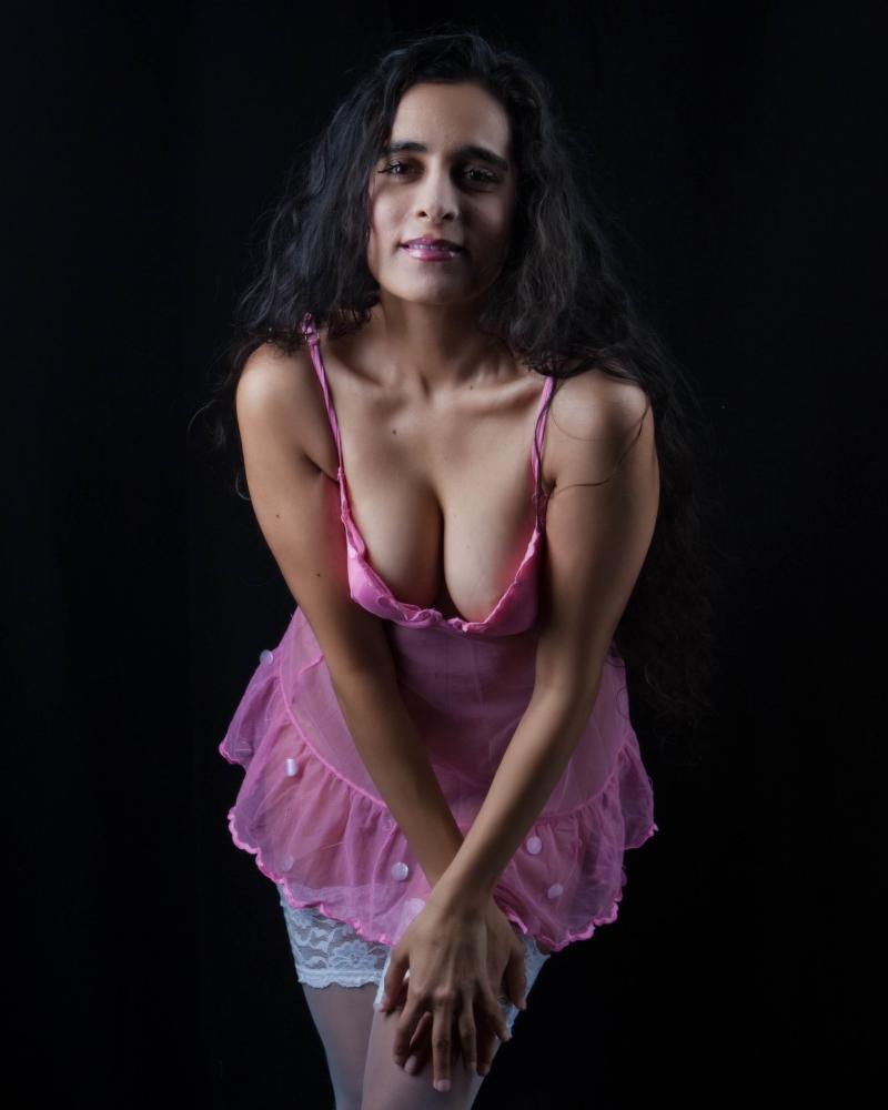 Sanjini Pink Clothing