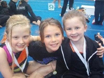 Child Gymnasts