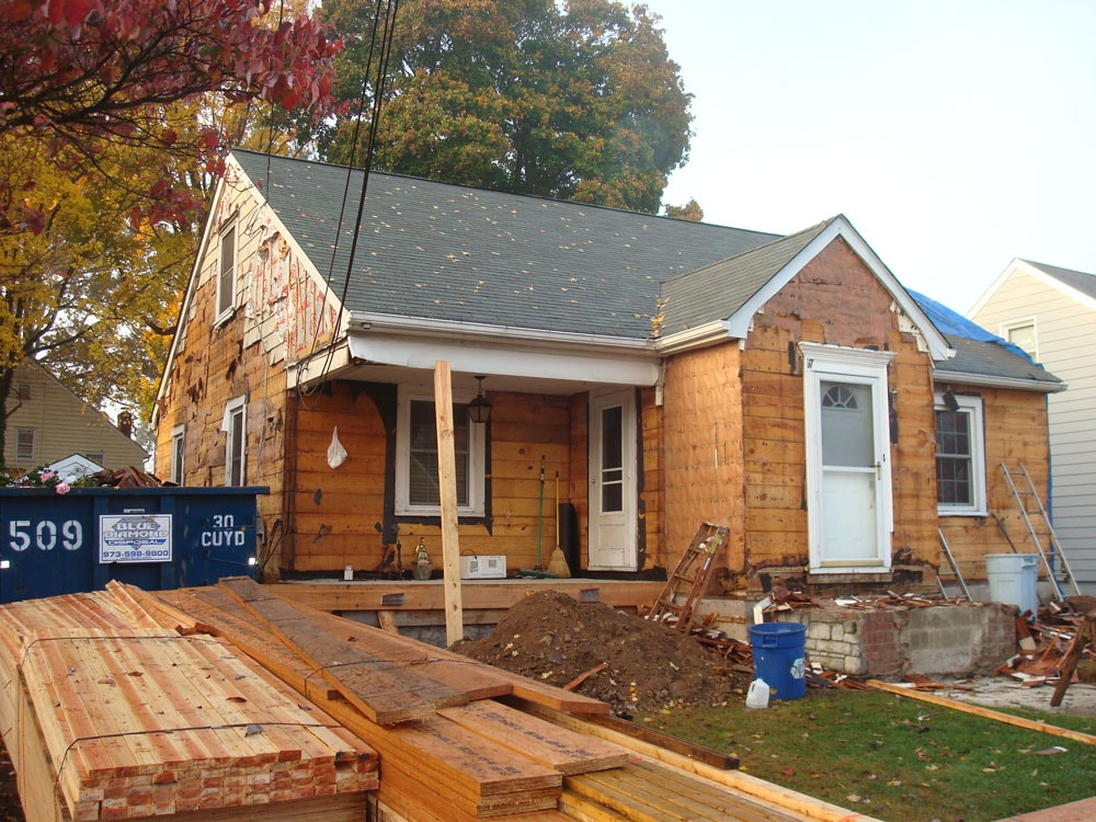 Home Addition Project 1