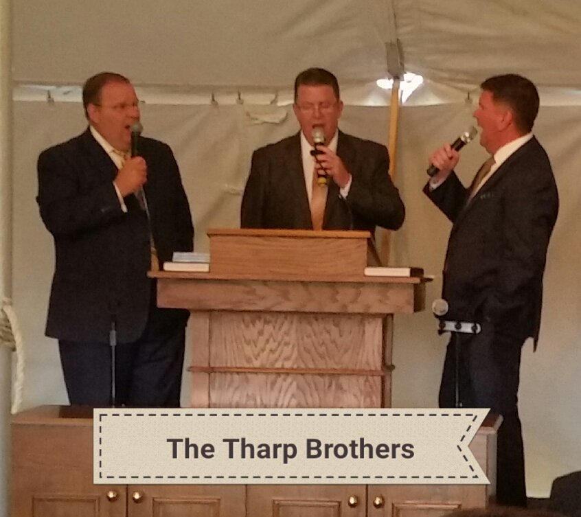 The Tharp Brothers