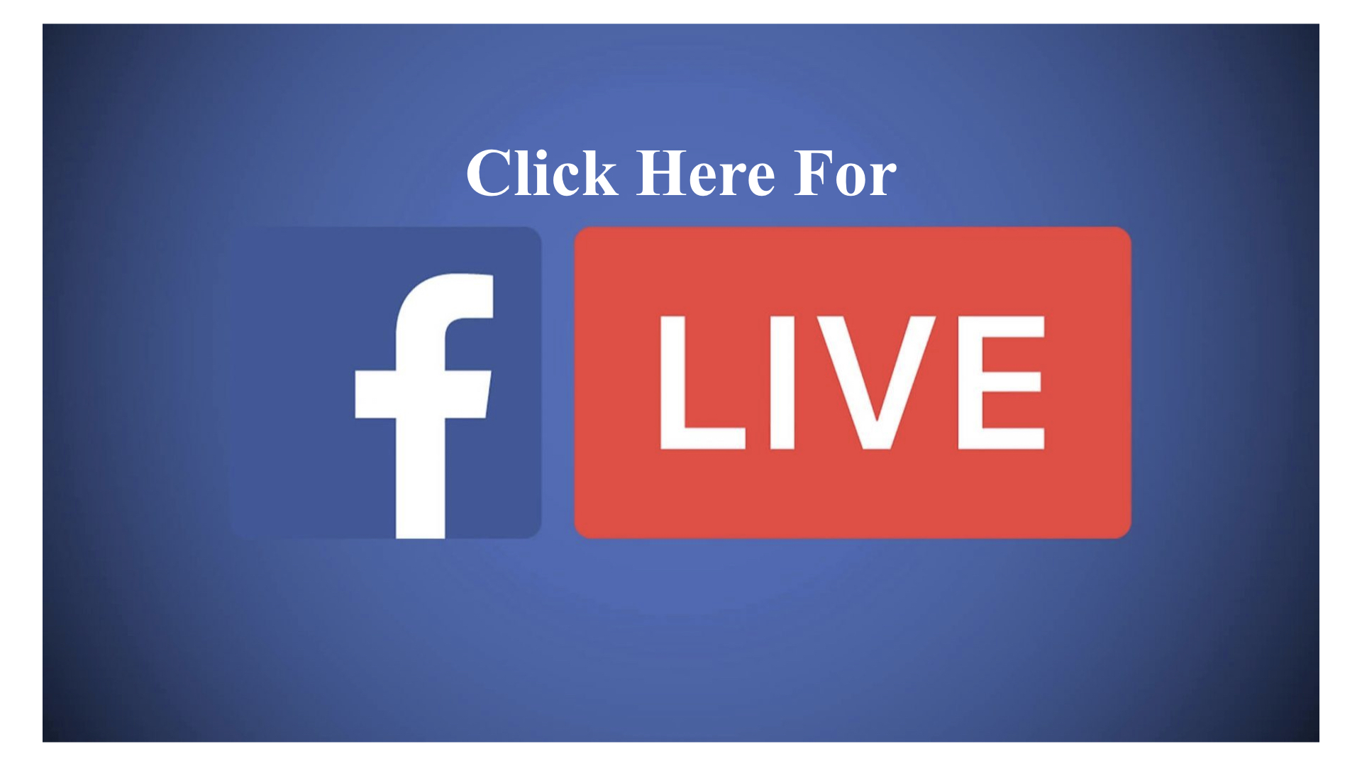 Watch Facebook Live