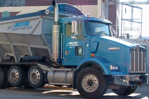 Slinger Truck