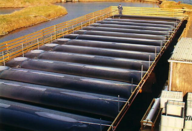 SEACAPS HORIZONTAL SYSTEM  HUNDREDS OF SYSTEMS HAVE BEEN INSTALLED OVER THE LAST 25 YEARS AROUND THE WORLD  THANKS TO GLOBAL FEEDBACK, NEW INNOVATIONS AND IDEAS ARE INCORPORATED CONTINUOUSLY
