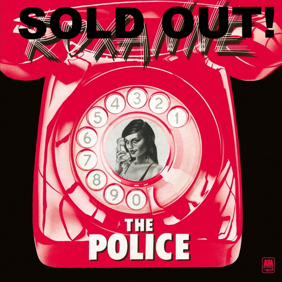 Police, The - 'Roxanne'