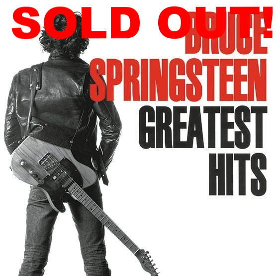 Bruce Springsteen- 'Greatest Hits'