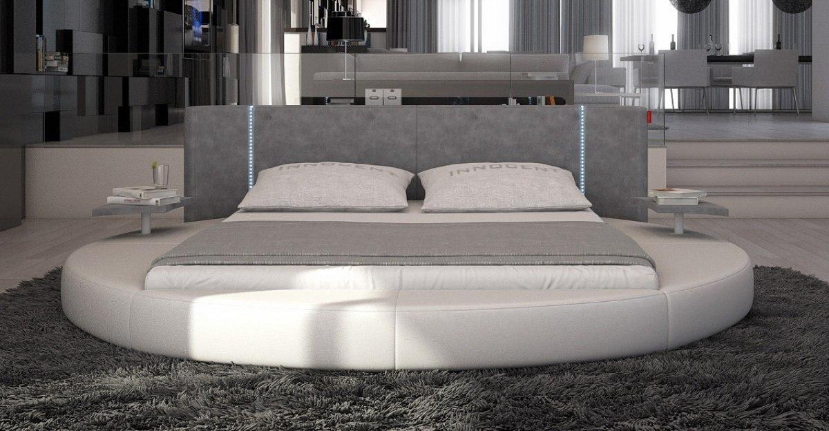 Modrest Rotondo Bed