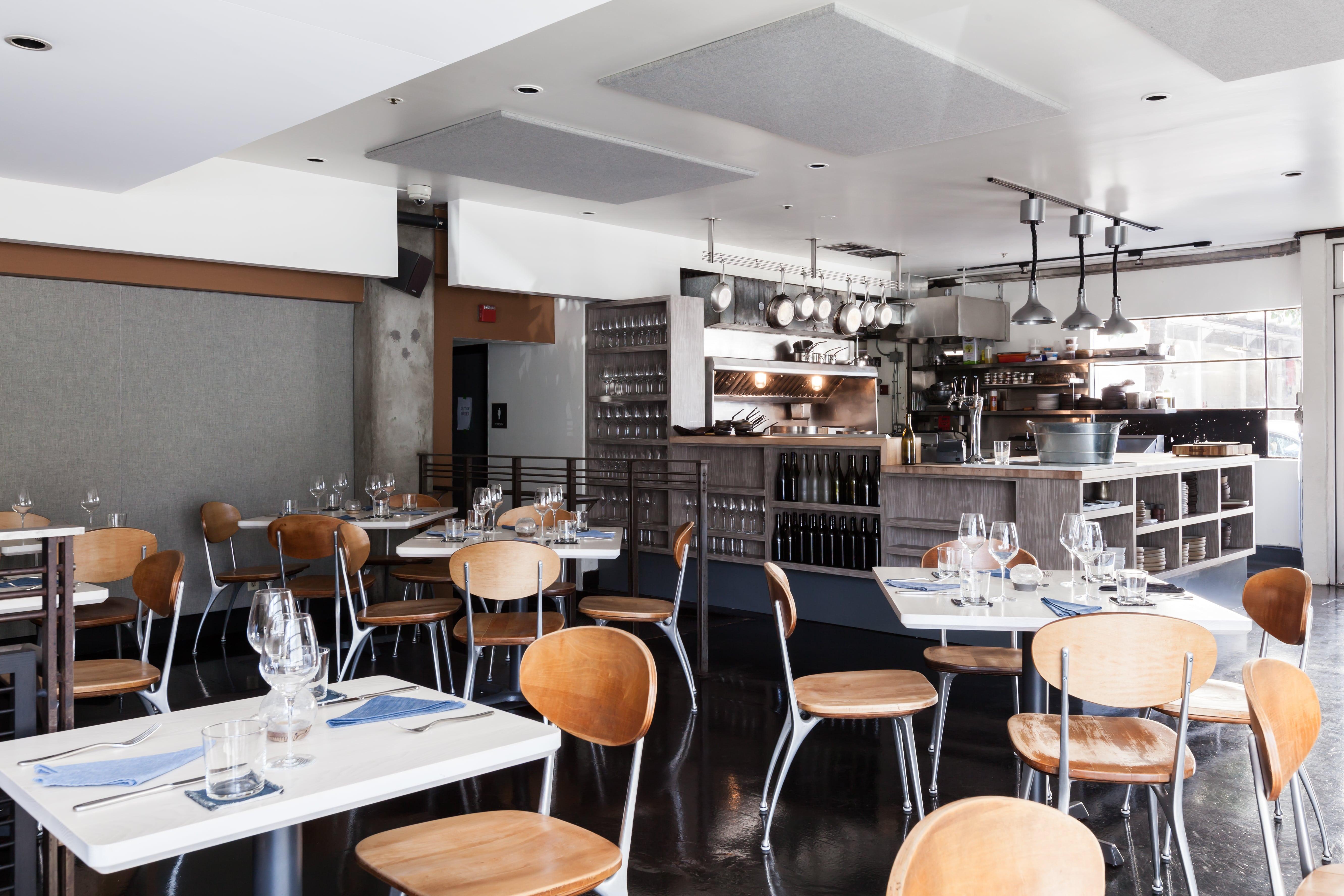 The Morris Restaurant