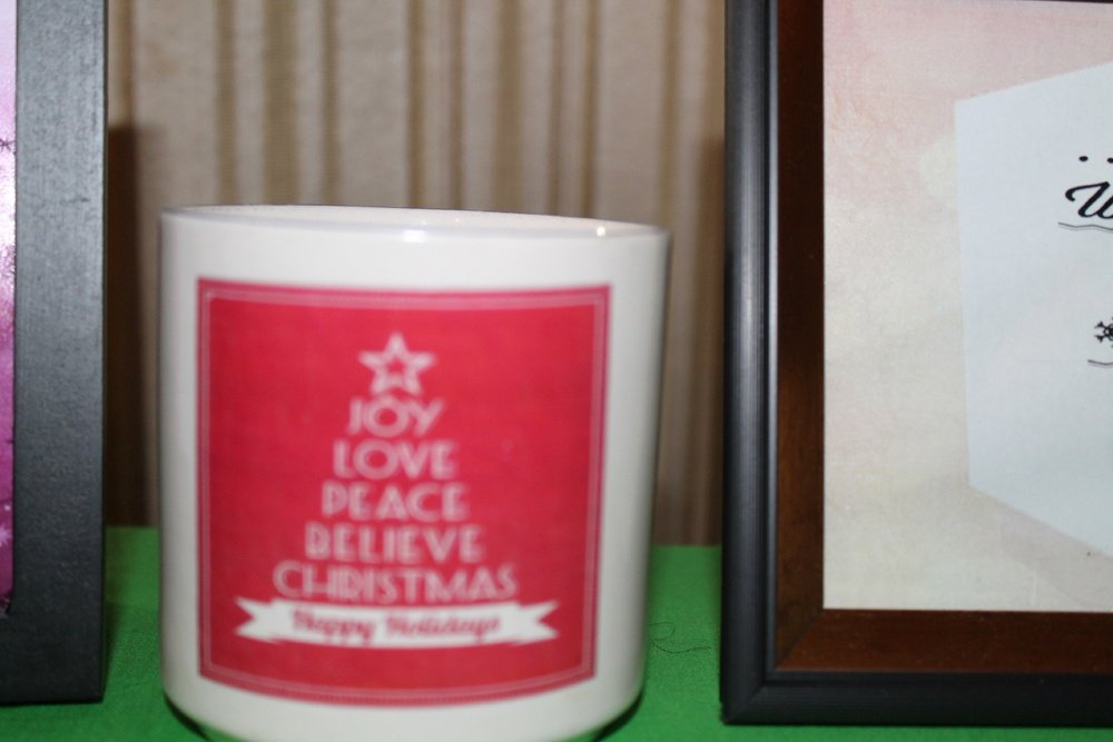 Christmas Mug Beautiful cup