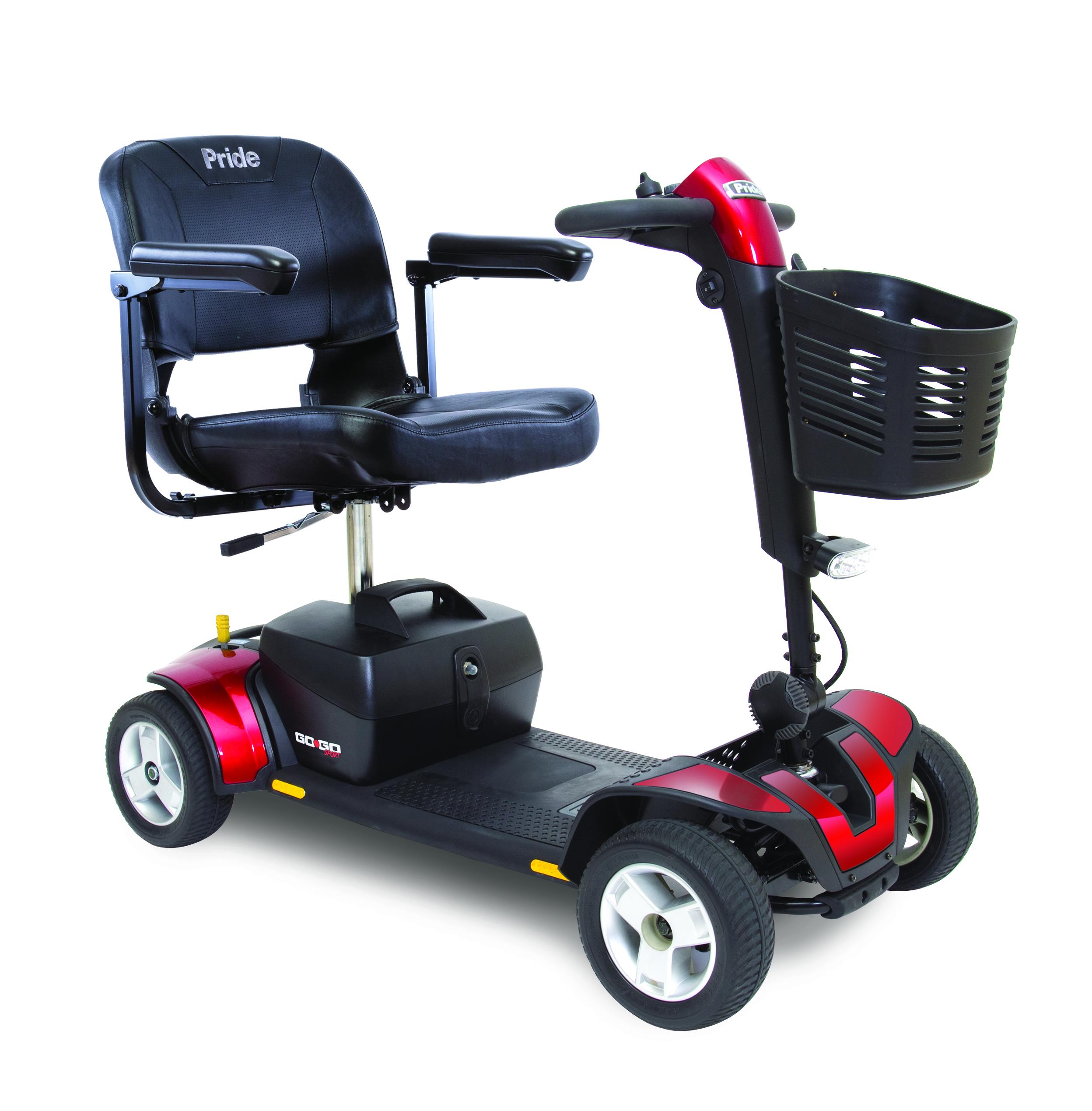4-Wheel Go-Go Sport