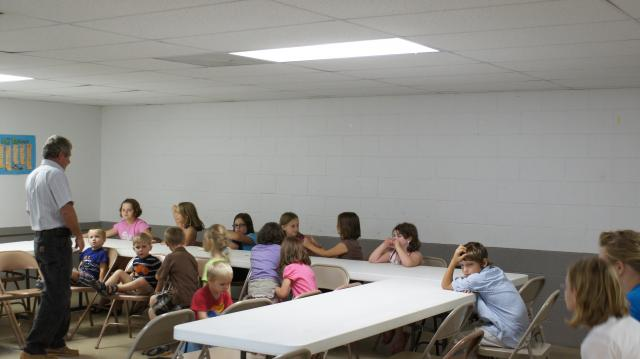 Church Youth Class