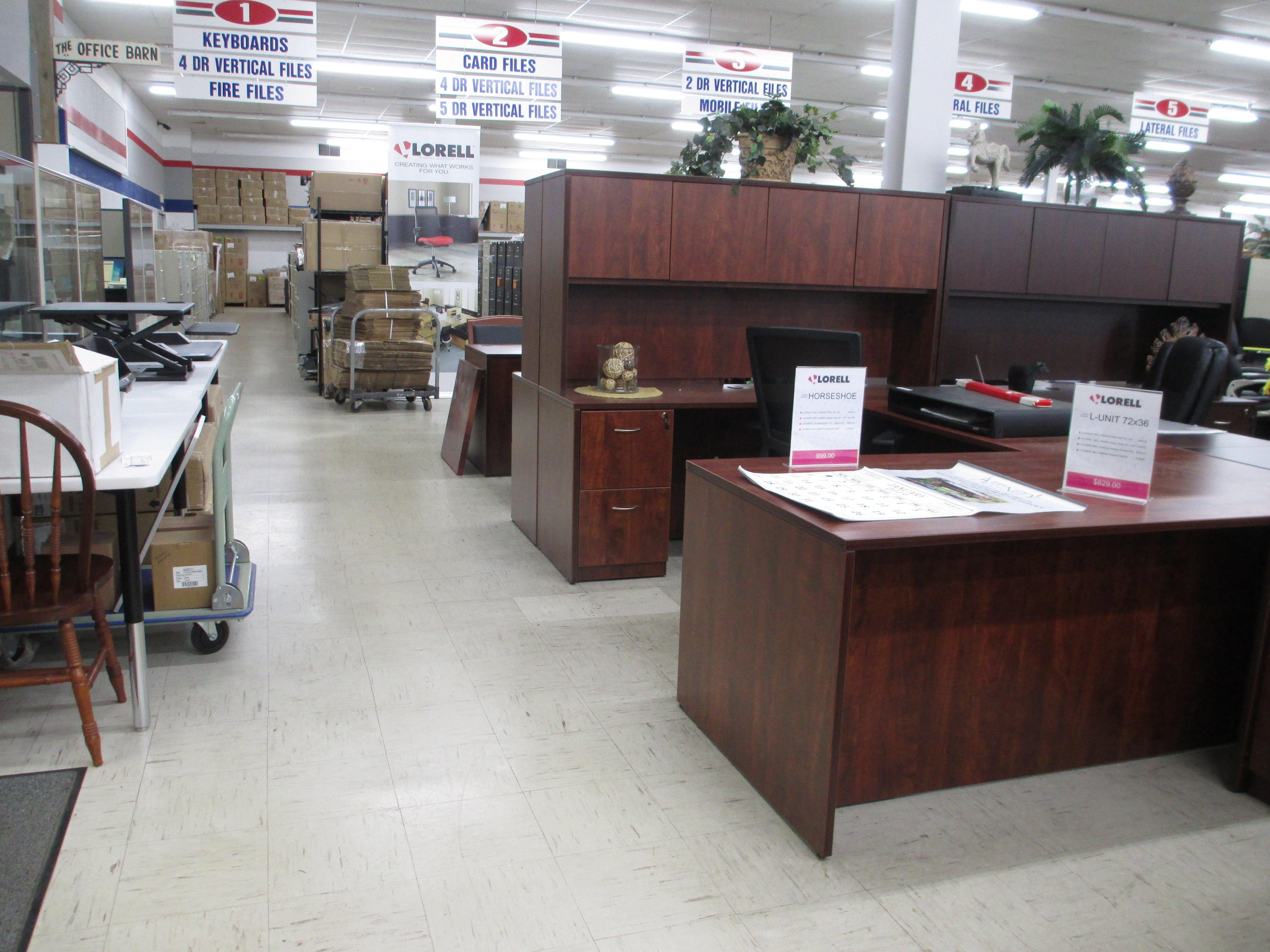 The Office Barn, Inc. - Home on