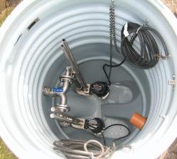 Sump Pump Setup