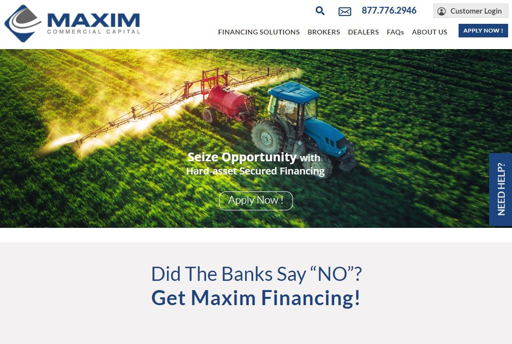 Maxim Commercial Capital