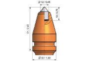 Modelo B40HDK12 Diente BETECK