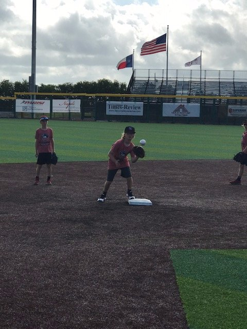 RGBS Elite Middle Infield - Session 2