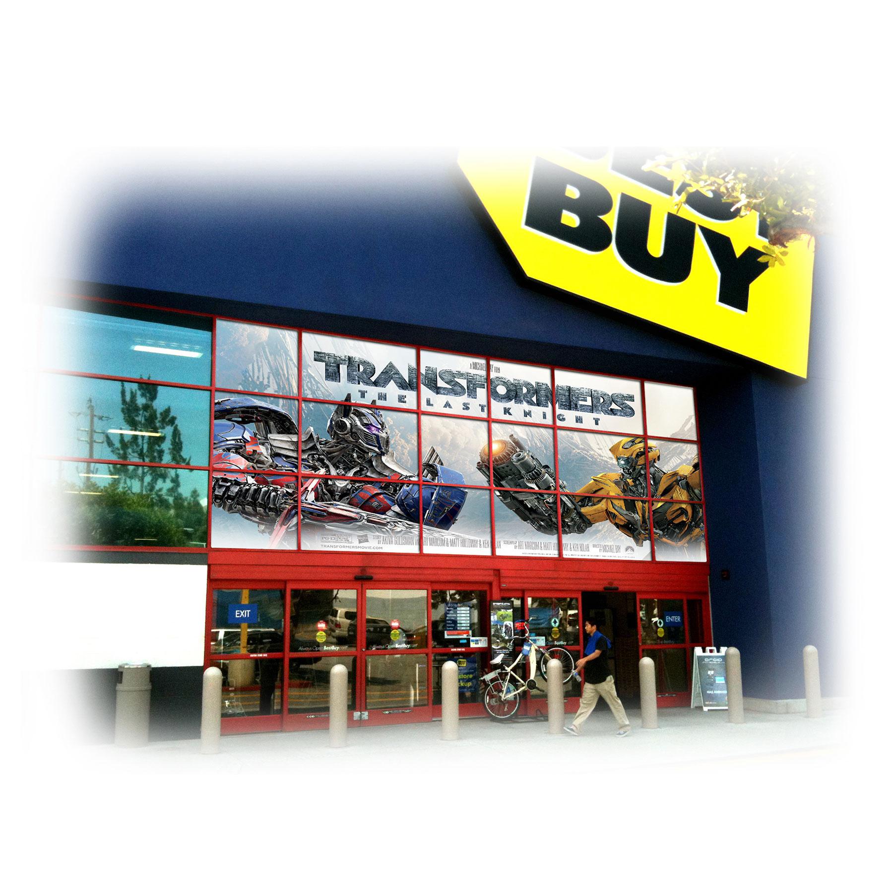 Transformers Best Buy Transom