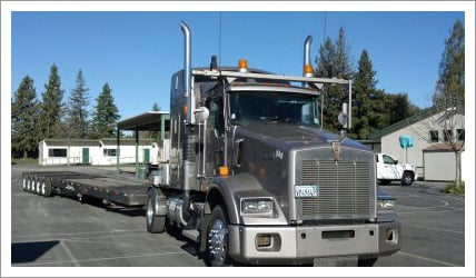 Heavy hauling services||||