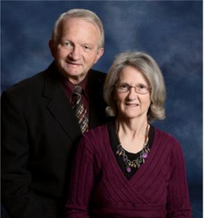 Pastor & Mrs. Powell
