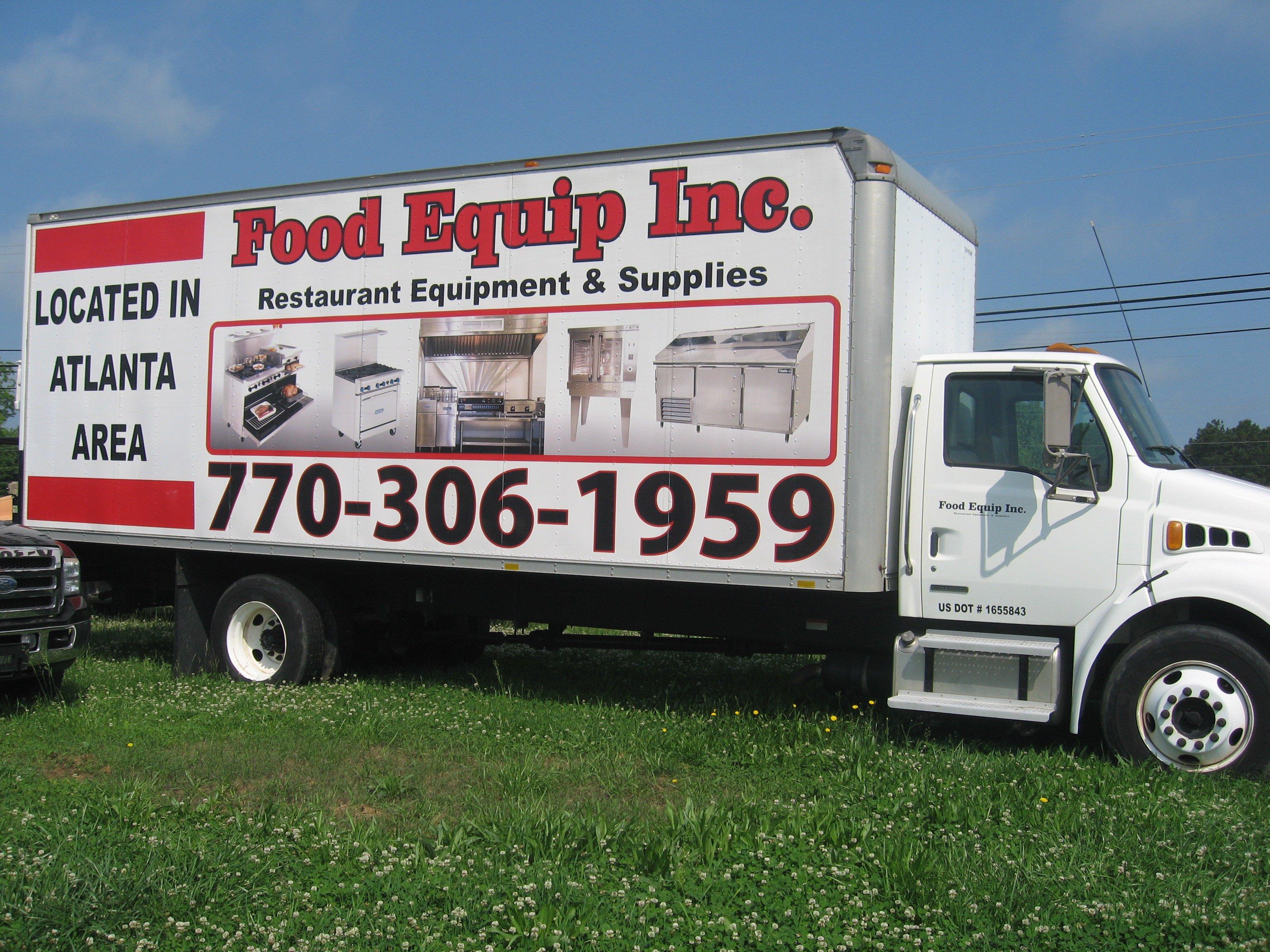 Food Equip Truck