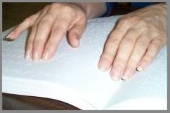 Innovative braille transcription center    